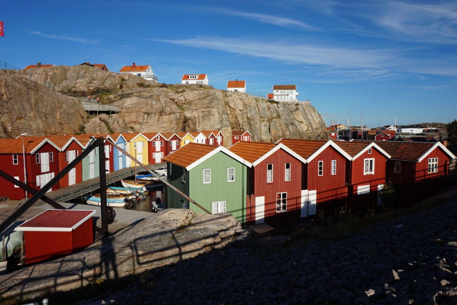 Una semana por Suecia en familia – Colaboración Un Compañero de Viaje